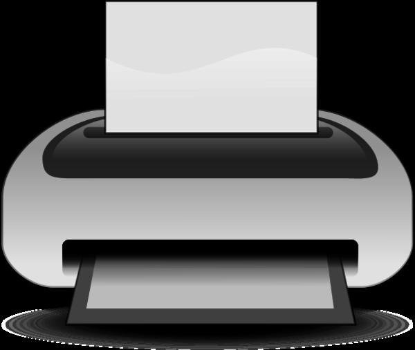Deskjet Inkject Printer.