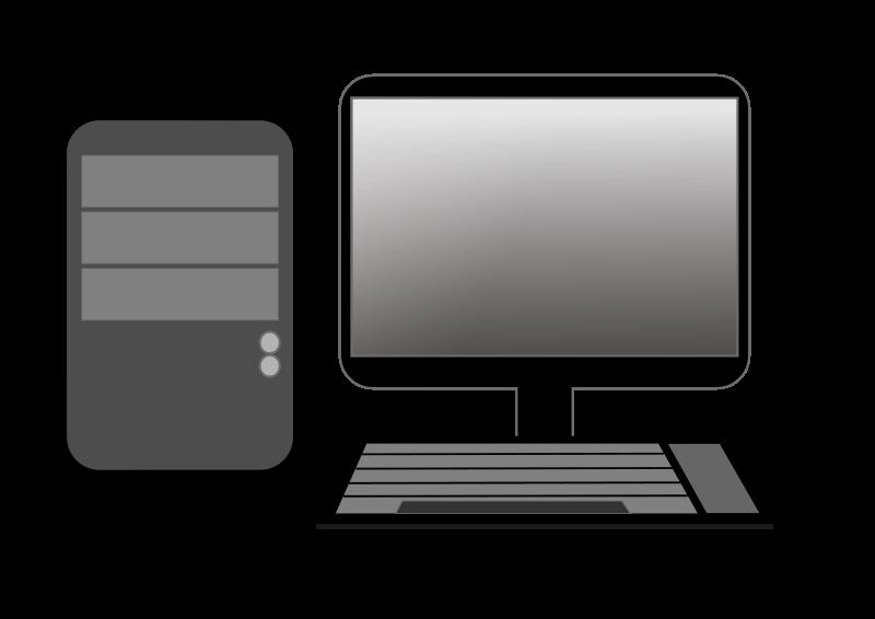 Desktop Clipart.