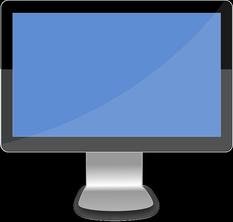 Clipart desktop.