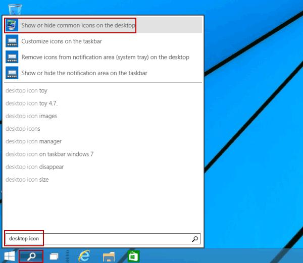Windows 10 show desktop clipart.