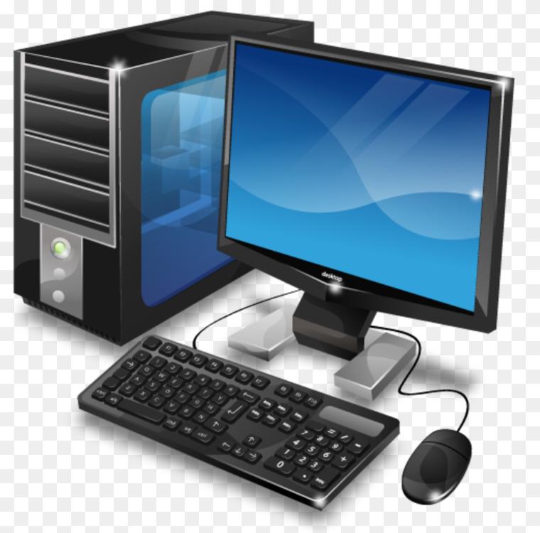 Computer Monitor,Desktop Computer,Computer Transparent PNG.