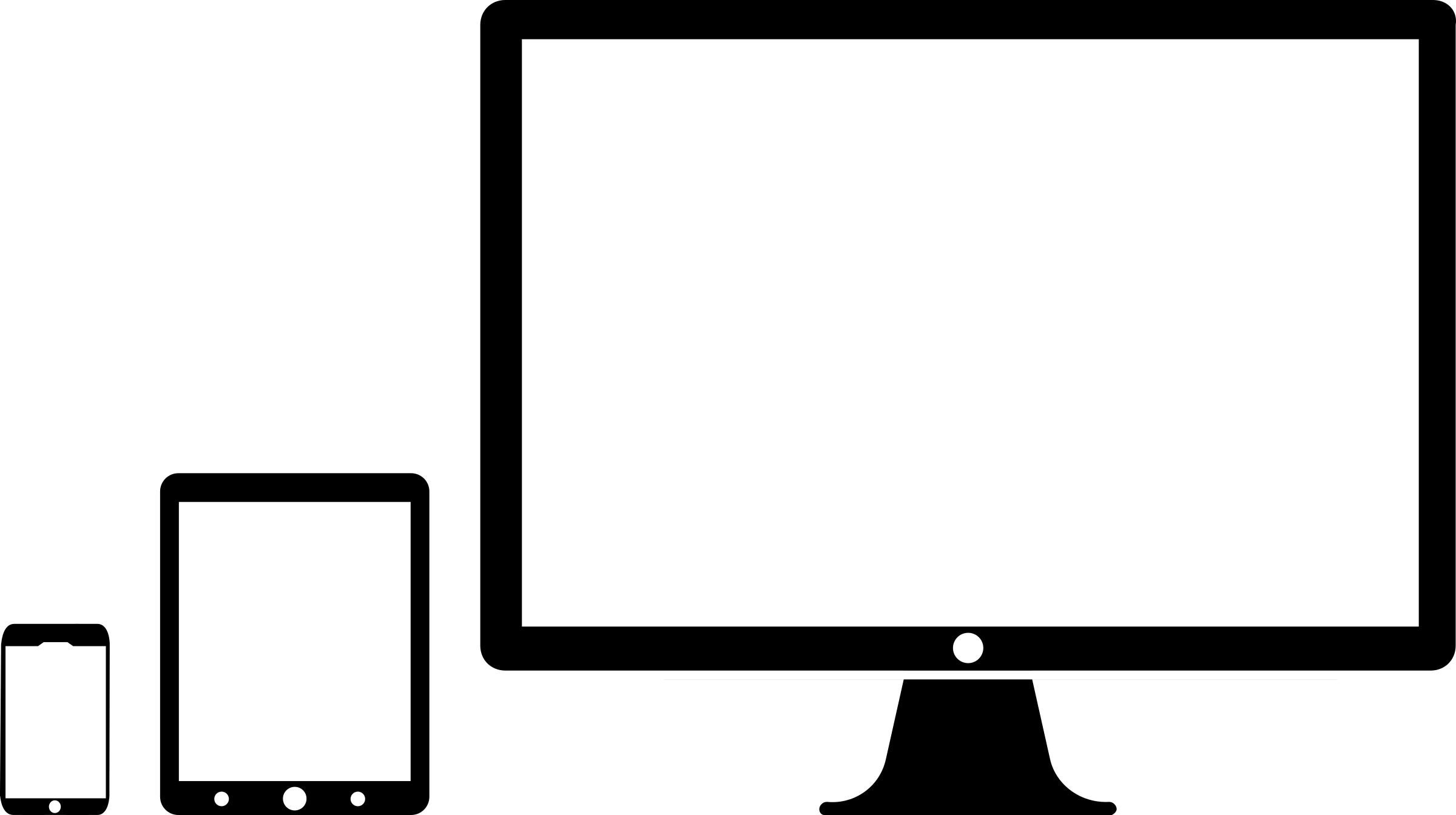 Computer Monitor Clipart.