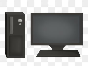 Desktop Pc PNG Images.