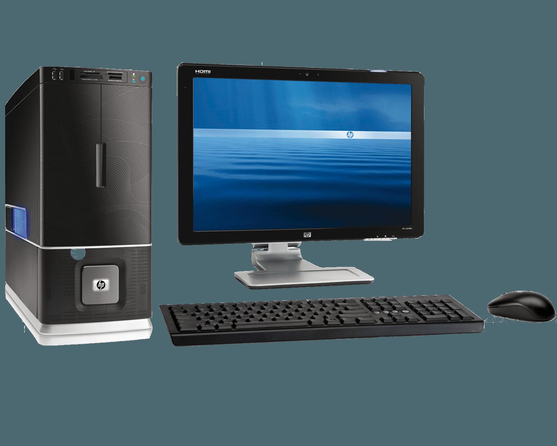 Download Computer Desktop Pc Png Image HQ PNG Image.