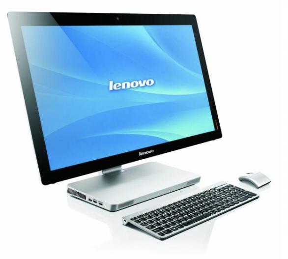 Lenovo All In One Desktop.