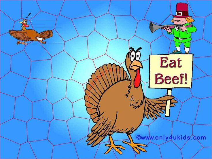 Free Thanksgiving Clip.