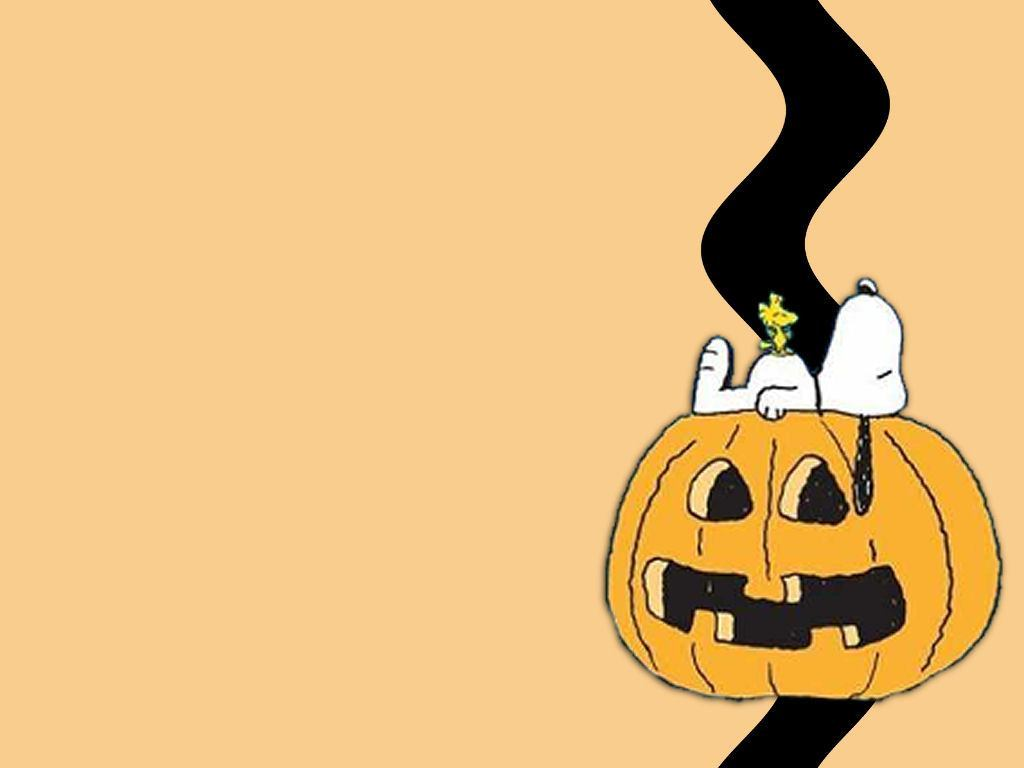 Halloween Snoopy Wallpapers Group (48+).