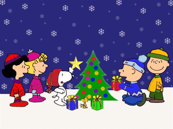 Charlie Brown Christmas Clip Art.