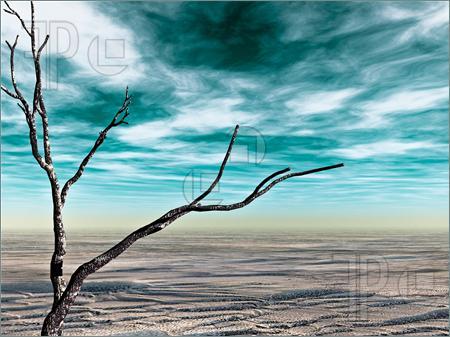 Desolate Clipart.