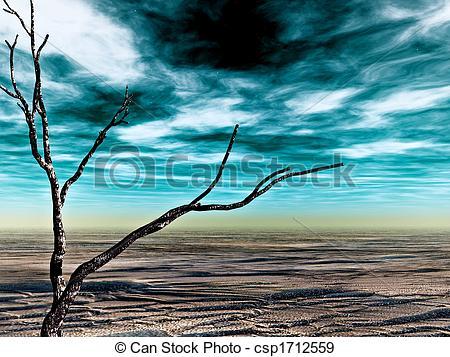 Desolation Clip Art.