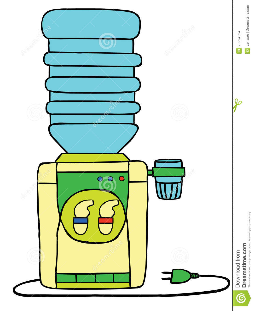 Dispenser Stock Images.