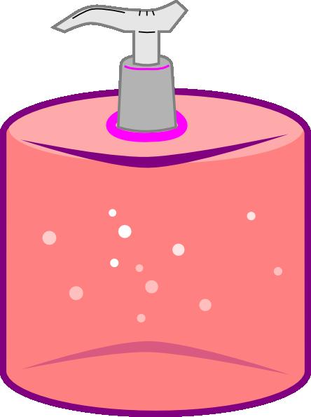 Hand Sanitizer Dispenser Clip Art at Clker.com.