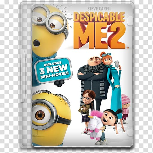 Toy technology font, Despicable Me 2 transparent background PNG.