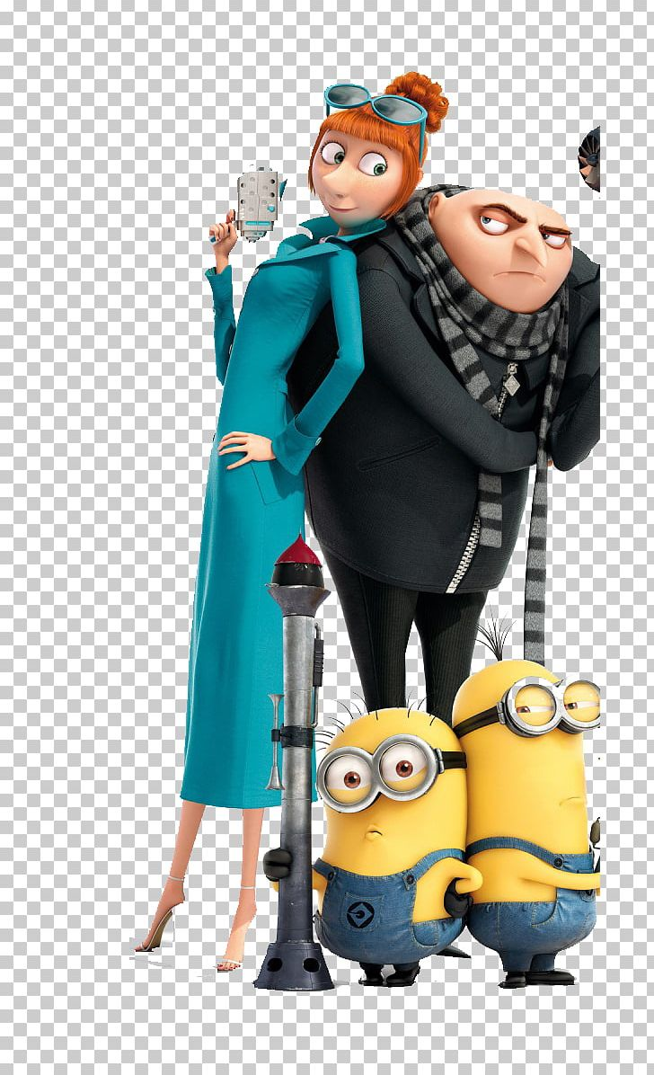Despicable Me 2 Lucy Wilde YouTube Felonious Gru Kristen Wiig PNG.
