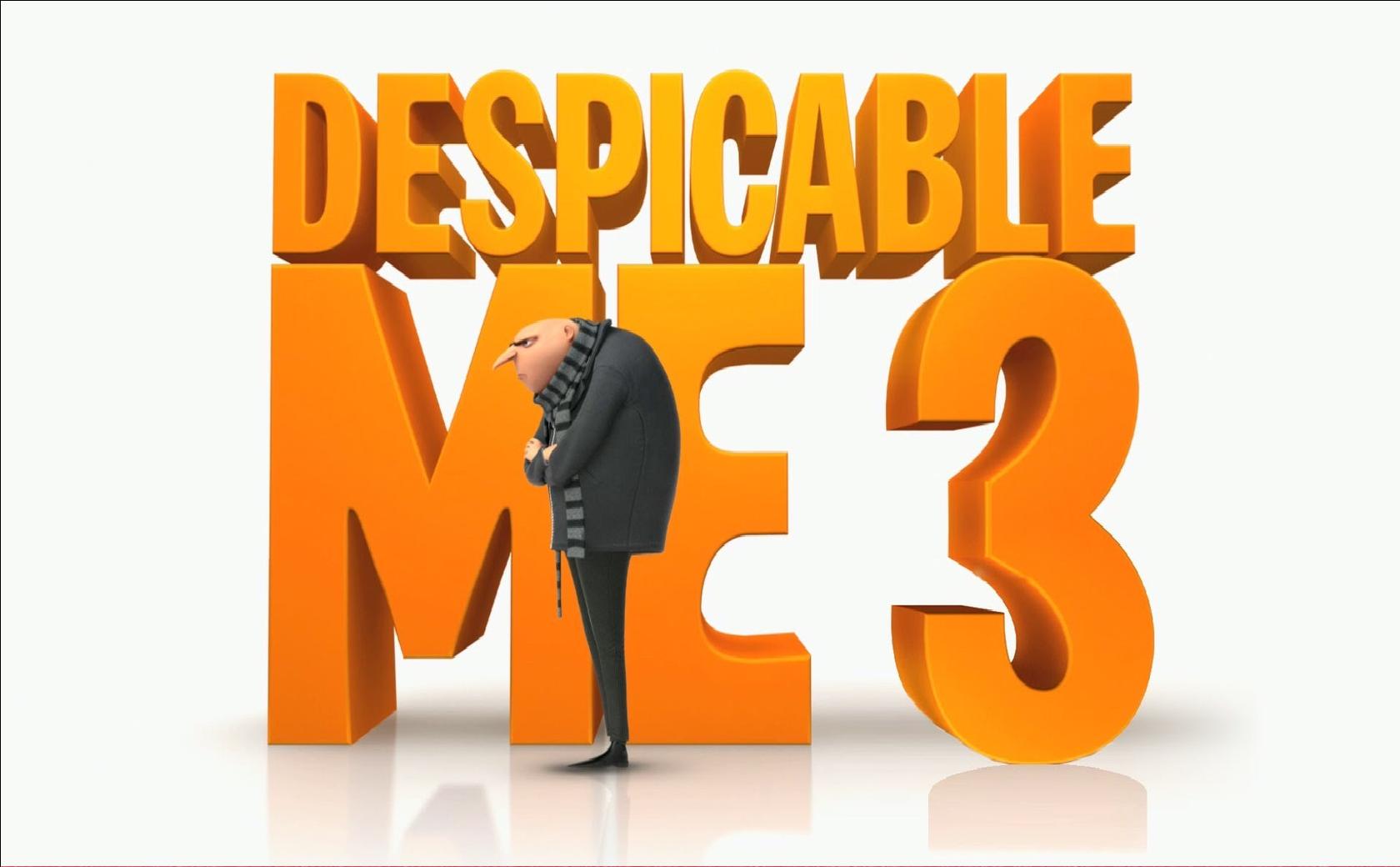 Review: Despicable Me 3 (2017).