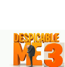 Despicable Me 3 (Damienangrybirds' idea).