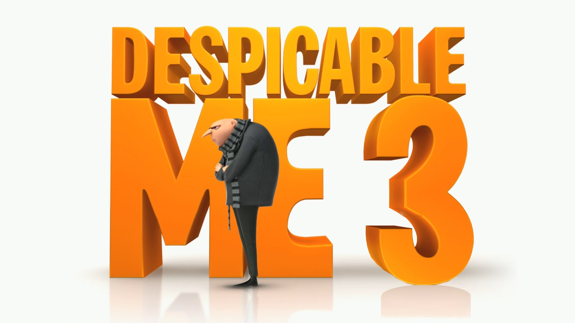 Family Movie Night: Despicable Me 3.