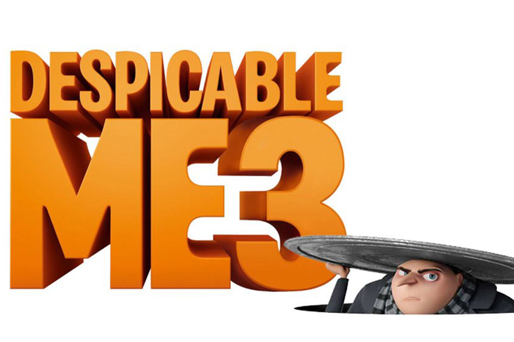 Download Free png Despicable Me 3.