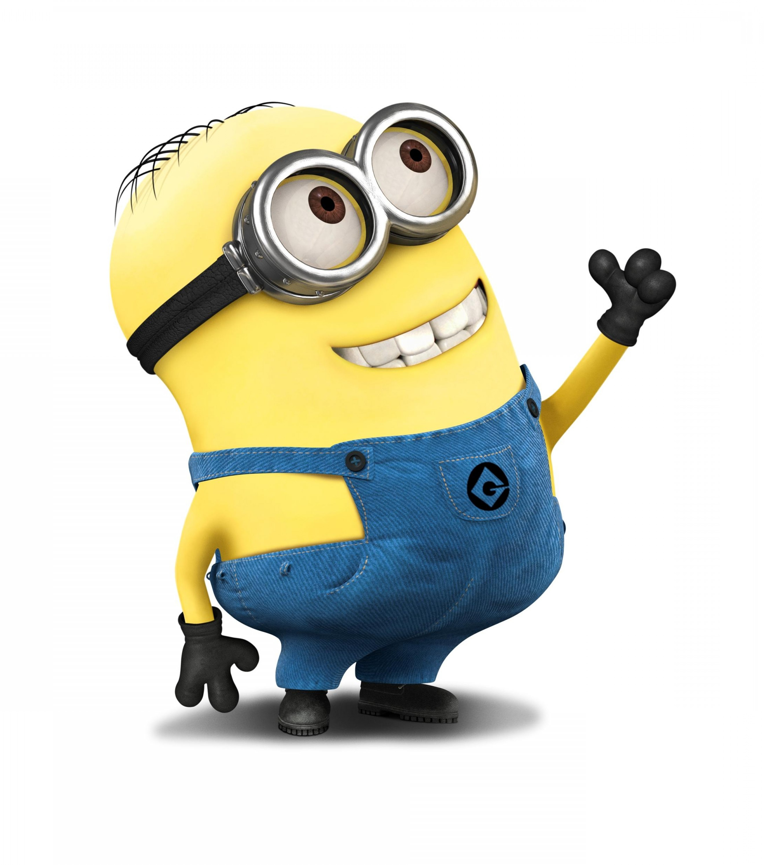 Despicable Me Clipart I Love You.
