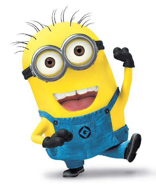 Do You Like The Movie Despicable Me clipart free image.