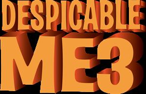 Despicable Me Logo Vector (.EPS) Free Download.