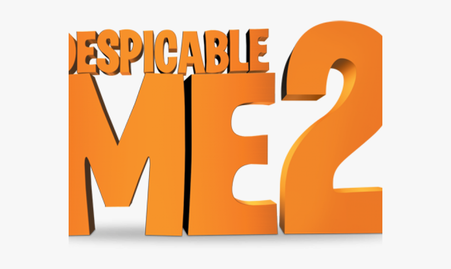 Despicable Me Clipart Logo.