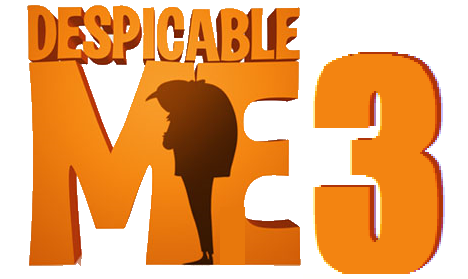 Despicable Me Logo Png Vector, Clipart, PSD.