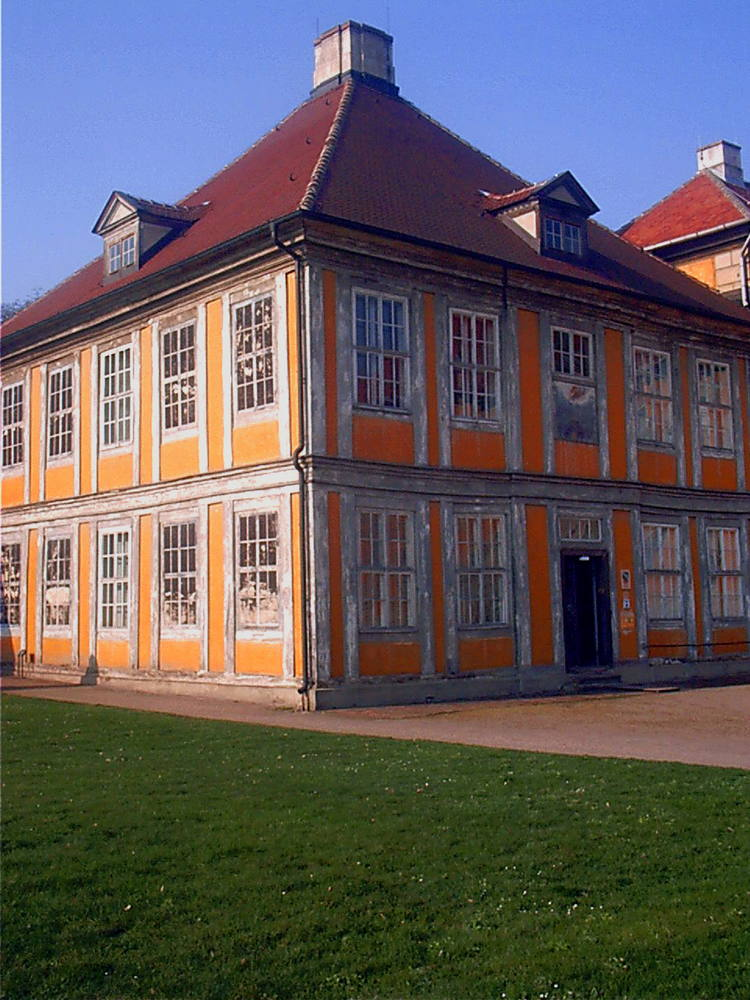 Garden Kingdom of Dessau.