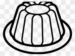 Free PNG Dessert Black And White Clip Art Download.