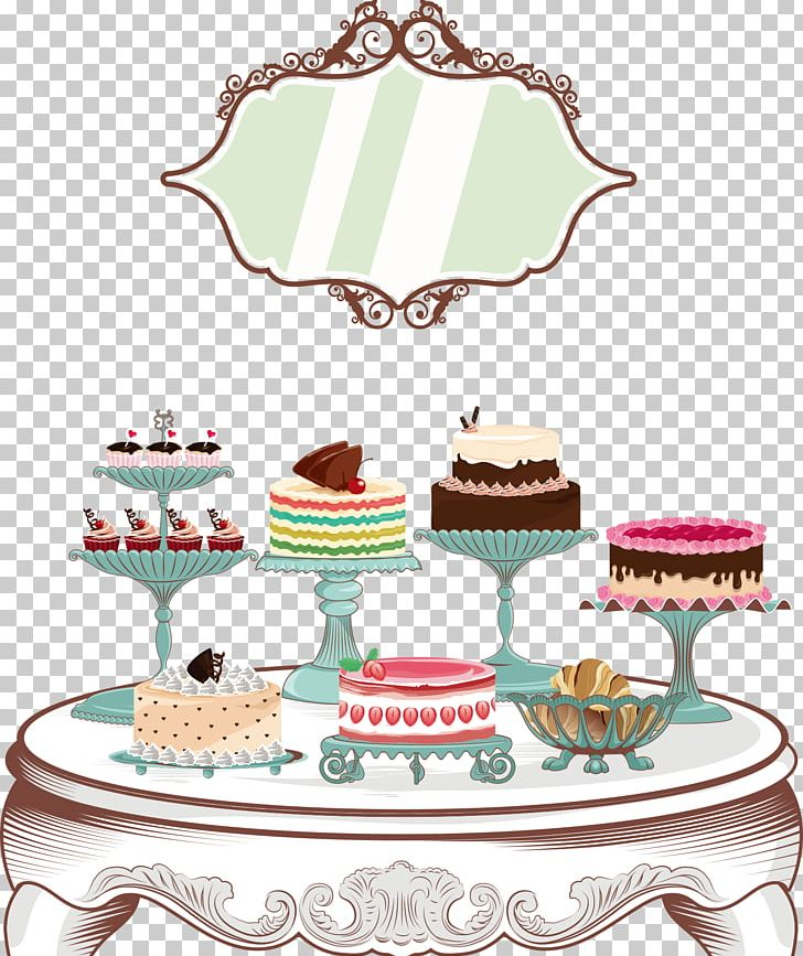Sugar Cake Royal Icing Torte Dessert PNG, Clipart, Balloon.