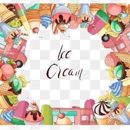 Dessert border clipart 4 » Clipart Portal.