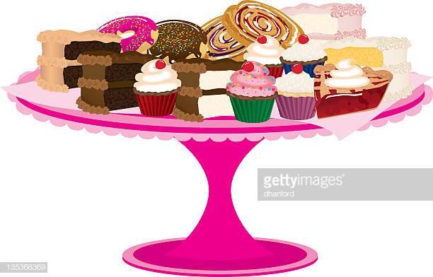 60 Top Dessert Stock Illustrations, Clip art, Cartoons, & Icons.