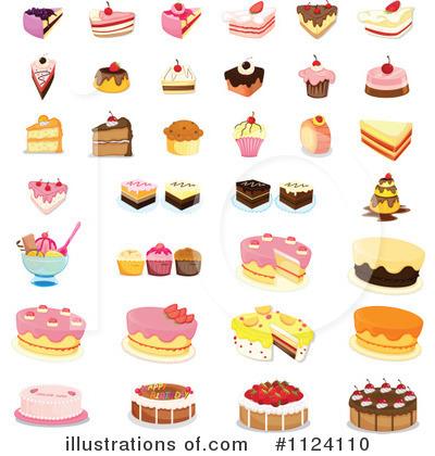 Dessert Clipart #1124110.