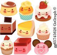 Dessert Clip Art.
