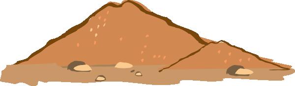 Sand clipart #3