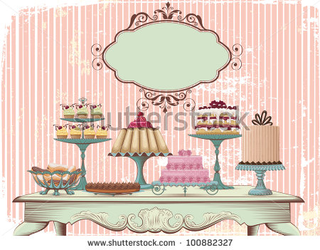 Showing post & media for Cartoon dessert table.