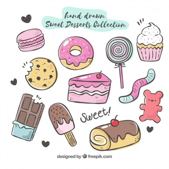 Dessert Vectors, Photos and PSD files.