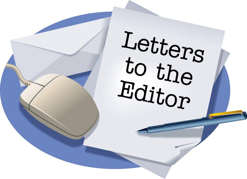 Letter to the editor clipart.