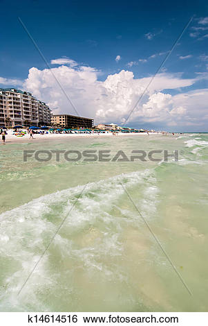 Stock Images of destin florida k14614516.