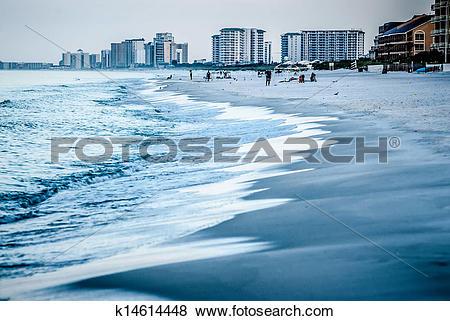 Pictures of destin florida beach scenes k14614448.