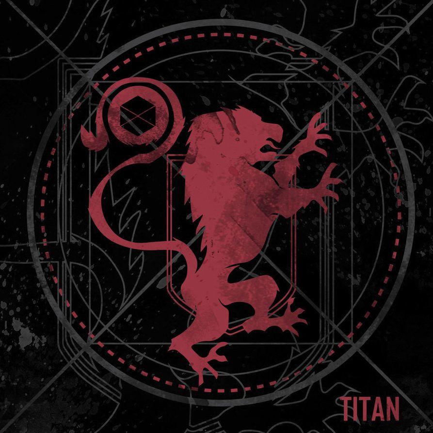 Destiny 2 Titan Icon by SodaArcade.
