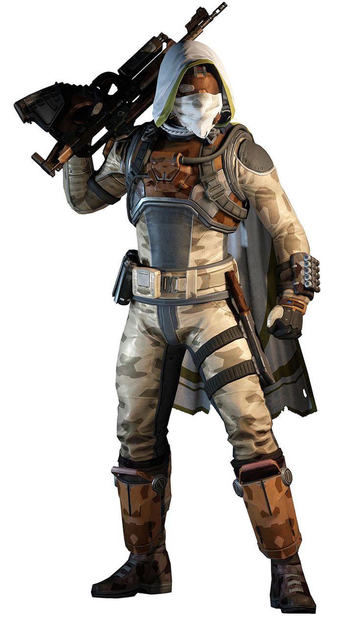 Destiny game clipart.