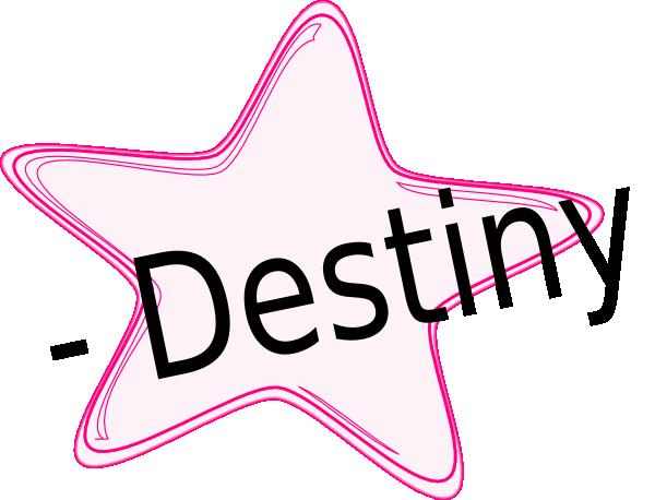 Destiny Clipart.