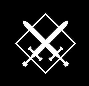 Amazon.com: DESTINY VIDEO GAME LOGO CRUCIBLE STICKERS SYMBOL.