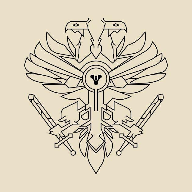 Destiny 2 Crucible design on @TeePublic!.
