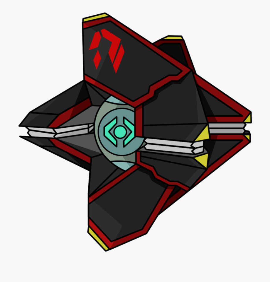 Destiny Ghost Clipart 3 By Stacey.