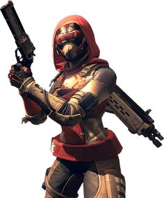 Destiny Hunter Clipart.
