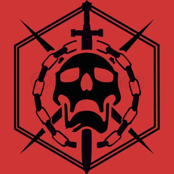 Destiny Raid Skull Emblem Youth T.