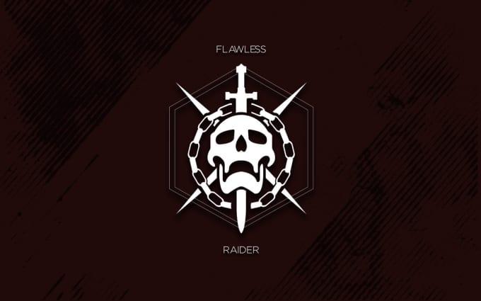 Get you flawless raider raid achievement in destiny xb1 by.
