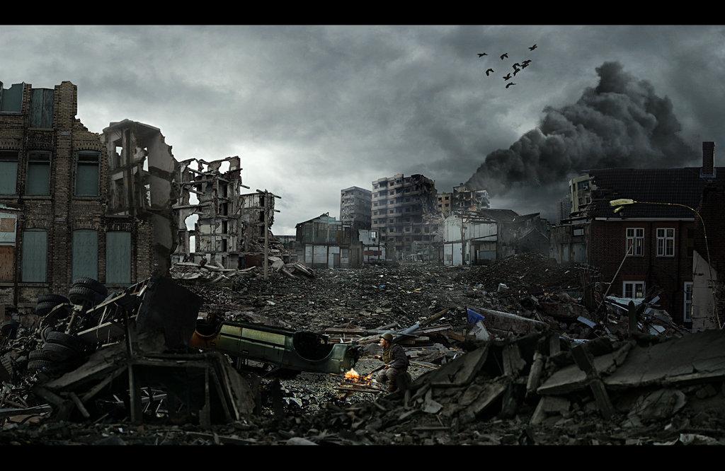 1920x1200px Destruction 412.52 KB #220169.